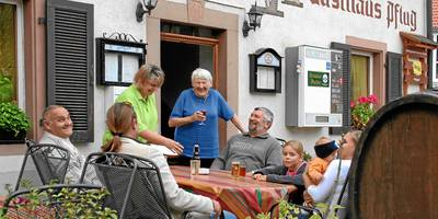 Gasthaus zum Pflug in Holzen Gemeinde Kandern
