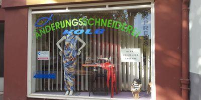 Kolb Änderungsschneiderei in Pforzheim