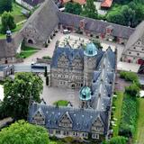 Kunstatelier Alte Wassermühle (Klüter) in Hämelschenburg Gemeinde Emmerthal