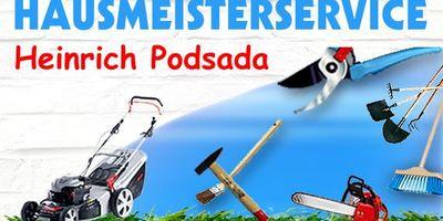 Hausmeisterservice Heinrich Podsada in Celle