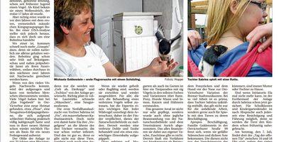 Elas Vogelwelt in Südbrookmerland