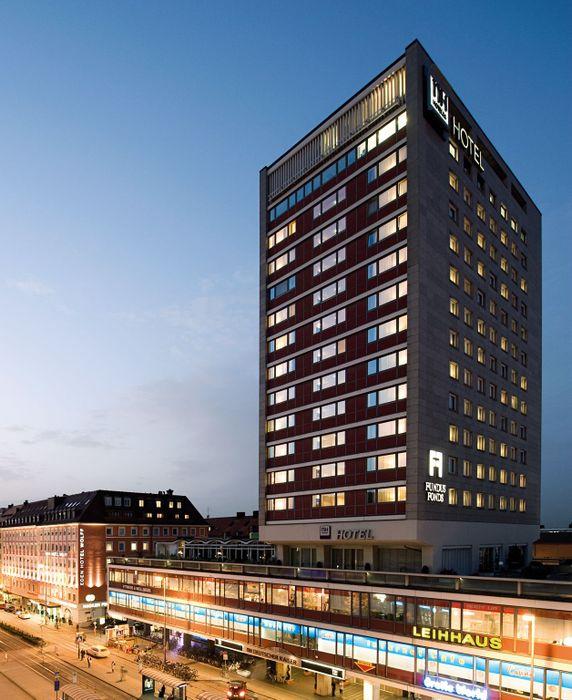 Hotel Munchen Maxvorstadt  Sterne