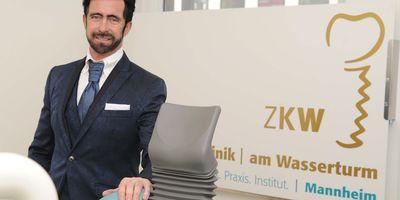 Dr. Dr. Andreas Valentin Zahnmedizinische Klinik am Wasserturm in Mannheim