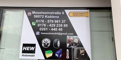 HEW Automobil Koblenz in Koblenz am Rhein