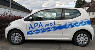 APA med · Ambulanter Pflegedienst in Kaufungen in Hessen