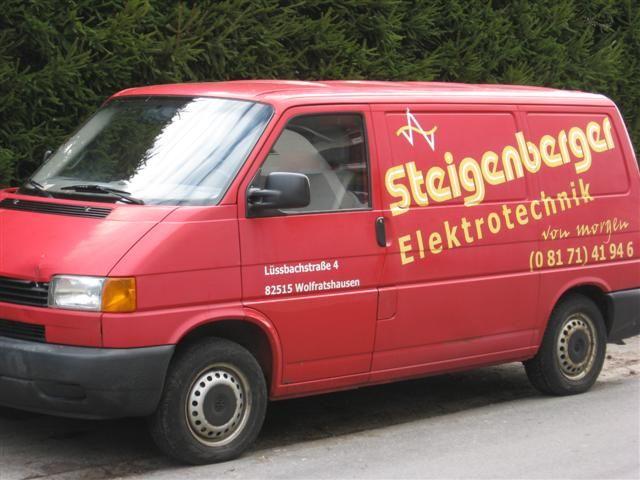 steigenberger richard elektrotechnik in wolfratshausen. Black Bedroom Furniture Sets. Home Design Ideas