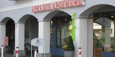 Arkaden Apotheke Bastug-Stiller OHG in Geretsried