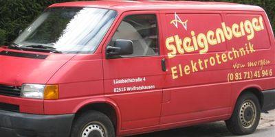 Steigenberger Richard Elektrotechnik in Wolfratshausen