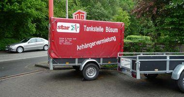 OIL! Tankstelle in Büsum