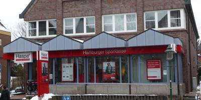 Hamburger Sparkasse AG in Rellingen