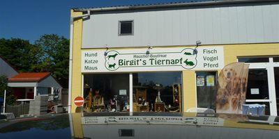 Birgitt's Tiernapf in Büsum