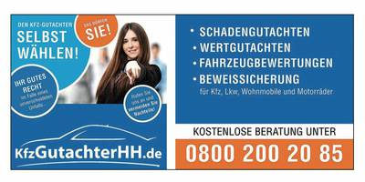 Kfz Gutachter NAD Hamburg - Kfz Sachverständigen Büro in Hamburg
