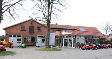 Ordemann Land- und Gartentechnik in Ganderkesee