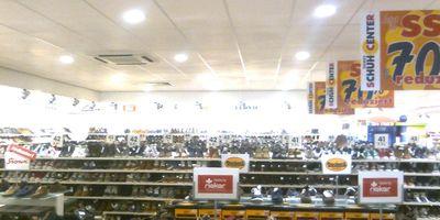 SIEMES Schuhcenter in Unterföhring