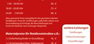 Schlüsseldienst Schaffrath FESTPREIS in Lübeck