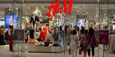 H&M Hennes & Mauritz in Düsseldorf