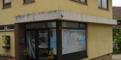 Schoger Marianne Praxis für Physiotherapie in Ostelsheim