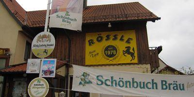 Rössle in Ostelsheim