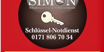 Ün Simon Schlüsseldienst in Würzburg