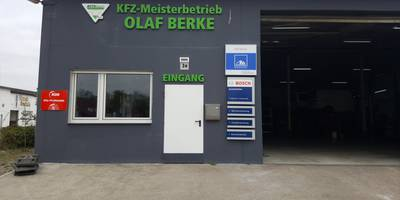 Berke Alfred KFZ-Werkstatt in Datteln