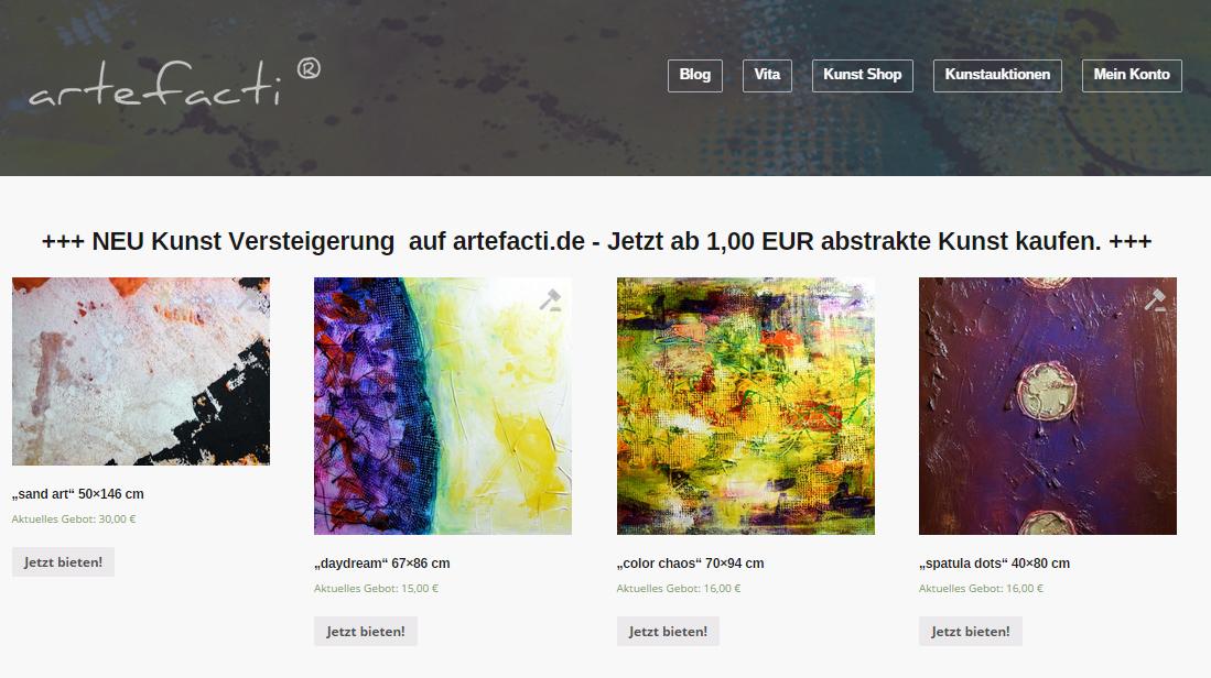 Artefacti Limited Michael Külbel 04600 Altenburg öffnungszeiten