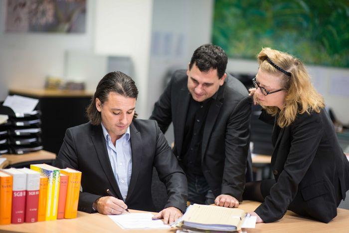 Anwalt Familienrecht Berlin Imanuel Schulz 3 Bewertungen
