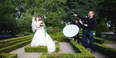 Hochzeitsreportage - das perfekte Hochzeitsvideo in Meerbusch