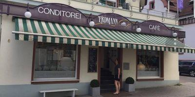 Café Erdmann in Hirschberg an der Bergstraße