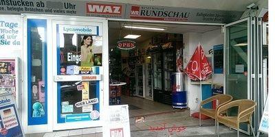 Kiosk Crengeldanz in Witten