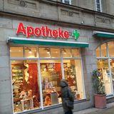 Hirsch-Apotheke in Fürth in Bayern