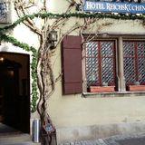 Reichsküchenmeister Hotel in Rothenburg ob der Tauber