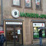 Mohren-Apotheke zu St. Lorenz in Nürnberg