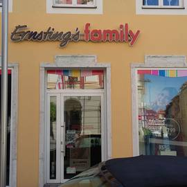 Ernsting's family in Bad Windsheim