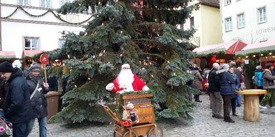 Reiterlesmarkt Rothenburg ob der Tauber in Rothenburg ob der Tauber