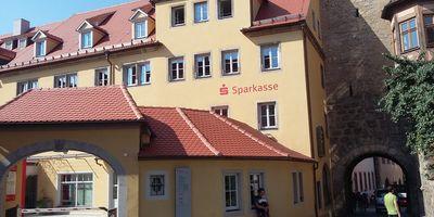 Sparkasse Ansbach in Rothenburg ob der Tauber