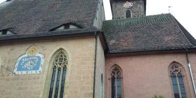 Evang.-Luth. Pfarramt Zweite PfarrSt., Spaeth Helmut Pfarrer in Bad Windsheim