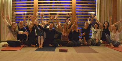 MahaShakti Yoga ONLINE Studio & live Yoga-Retreats, Seminare, Heilarbeit in München