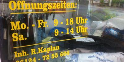 Kaplan Änderungsschneiderei in Bad Schwalbach