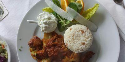 Pizzaria Kalamar im Burgerhaus Gaststätte in Rodheim Bieber Gemeinde Biebertal
