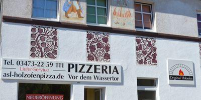 Pizzeria Vor dem Wassertor Pizzeria in Aschersleben in Sachsen Anhalt