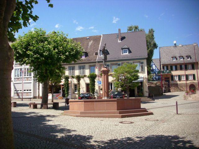Rüdesheimer Weinbrunnen - 1 Bewertung - Rüdesheim / Rhein