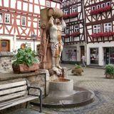 Hattsteinbrunnen in Limburg an der Lahn