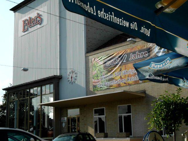 Brauereigaststätte Ederkeller 3 Bewertungen Großostheim