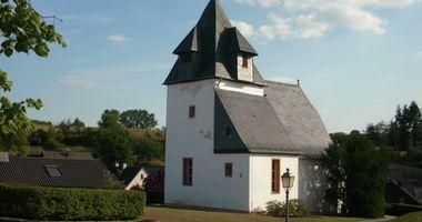 Evangelische Kirche in Panrod in Aarbergen