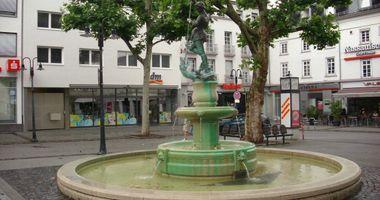 Georgsbrunnen in Limburg an der Lahn
