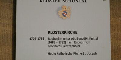 Kloster Schöntal in Schöntal (Jagst)