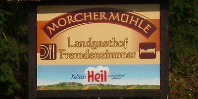 Landgasthof Morcher Mühle Inh. Marc Kettenbach in Walsdorf Stadt Idstein