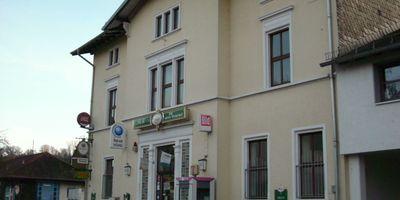 Gaststätte Zum alten Bahnhof in Niederbrechen Gemeinde Brechen