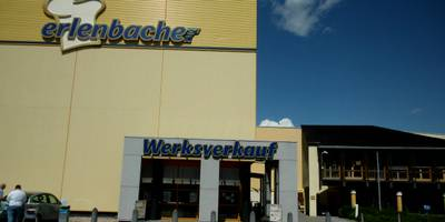 Erlenbacher Backwaren GmbH in Groß-Gerau
