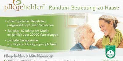 Pflegehelden® Mittelthüringen in Erfurt